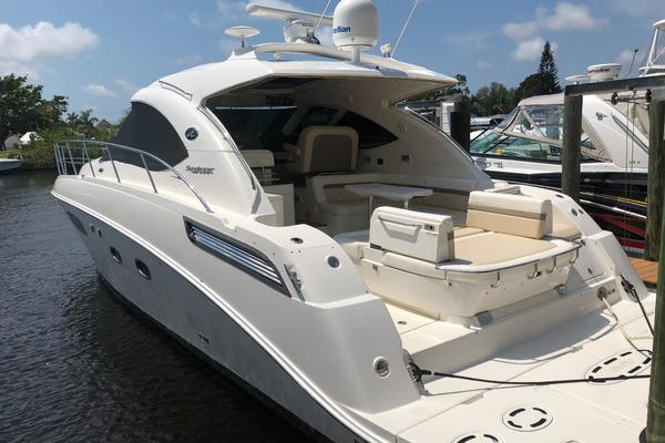 47' Sea Ray 470 Sundancer 2012 |