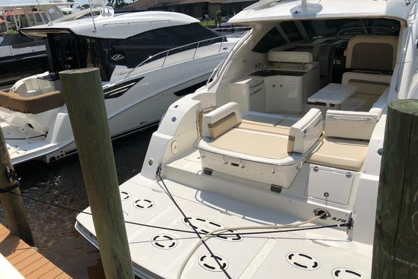 2012 Sea Ray 47' 470 Sundancer  | Picture 5 of 57