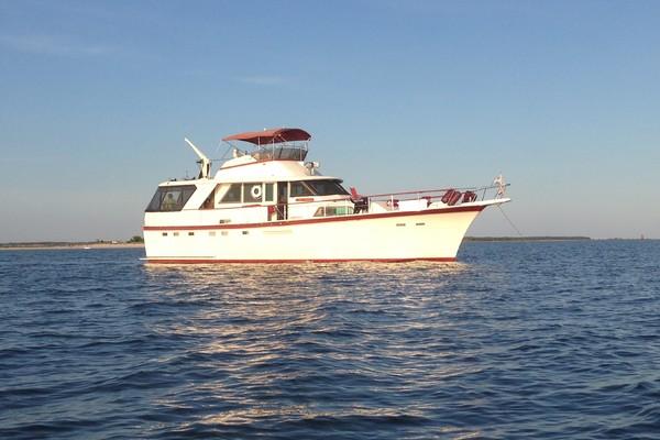 53' Hatteras Motor Yacht 1981 | Mad Hatteras