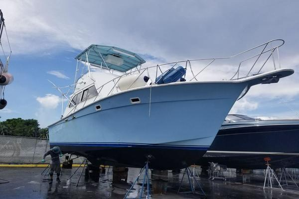 38' Egg Harbor Flybridge 1987 | N/A