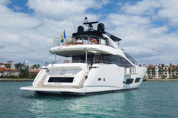 Picture Of: 92' Sunseeker 28 Metre Yacht 2016 Yacht For Sale | 2 of 55