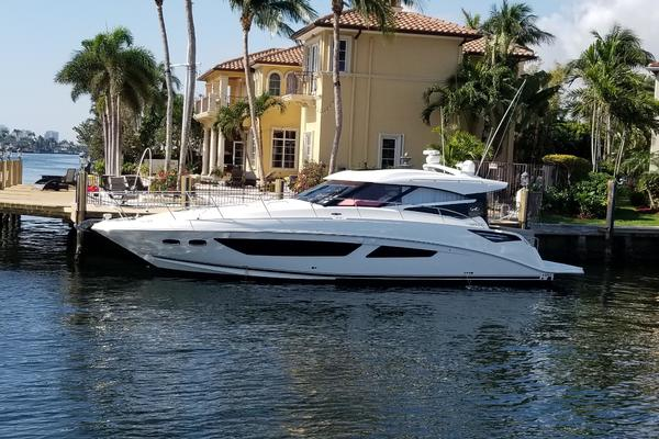 Sea Ray 47' 470 Sundancer 2015