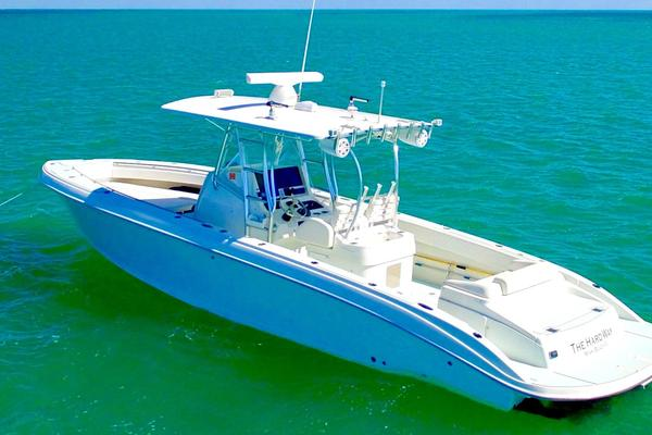 2009Spectre 37 ft 37   The Hard Way