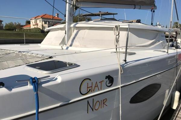 44' Fountaine Pajot Helia 44 2015 | Chat Noir