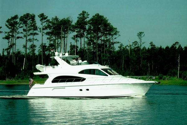 64' Hatteras 64 Motor Yacht 2006 | Simple Man