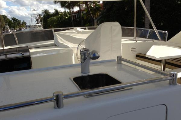 2006Ocean Alexander 58 ft Pilothouse   JOYRIDE