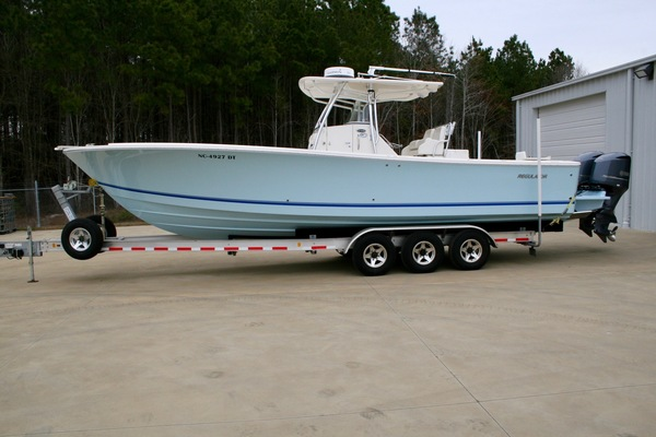 Regulator 34' 34SS with Seakeeper 2010