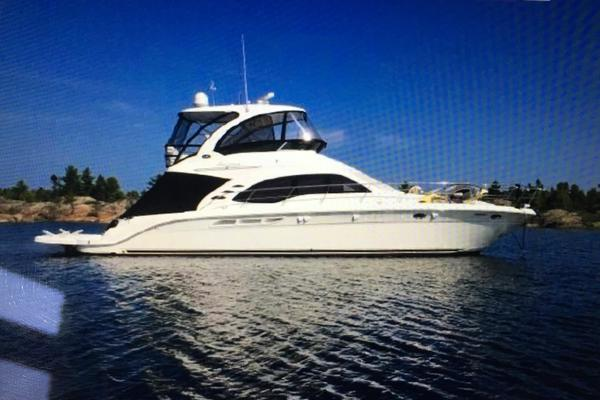 Sea Ray 52' 52 Sedan Bridge 2007