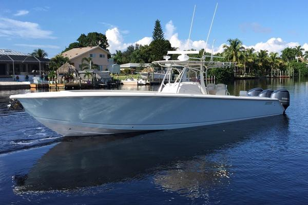 Picture Of: 38' Jupiter 38 TRIPLE 2010 Yacht For Sale | 2 of 95