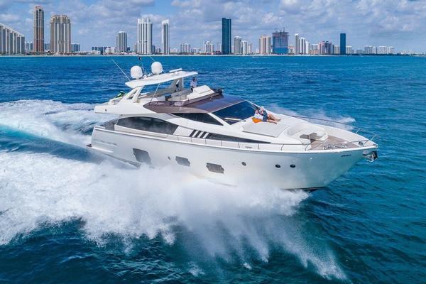 80' Ferretti Yachts 800 2010 |
