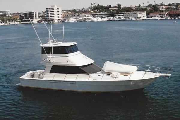 Mediterranean 54' Sportfisher 2002