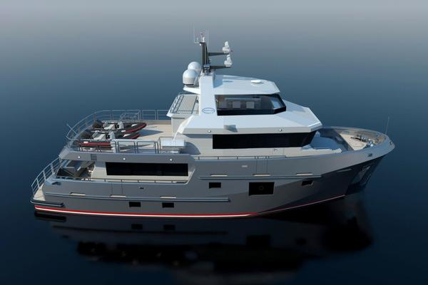 Picture Of: 77' Bering 77 2018 Yacht For Sale | 4 of 21