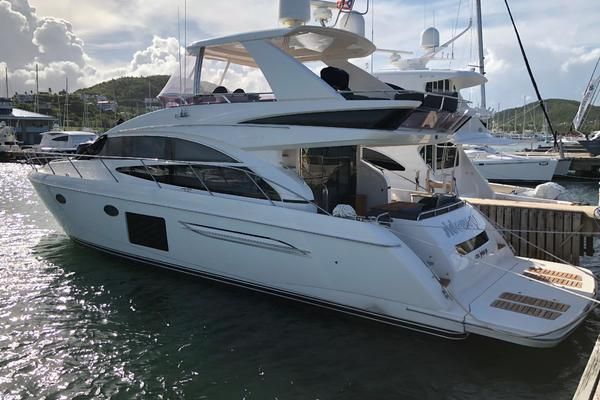 Picture Of: 62' Princess 60 2013 Yacht For Sale | 4 of 145