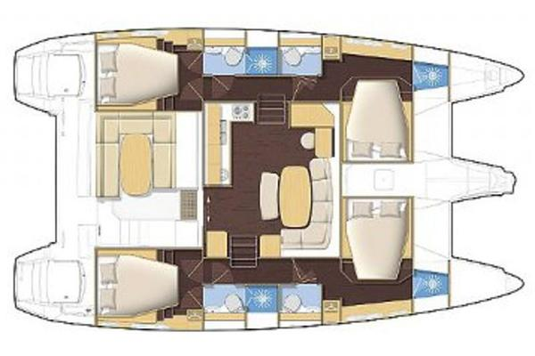 Picture Of: 42' Lagoon 42 2017 Yacht For Sale | 3 of 3