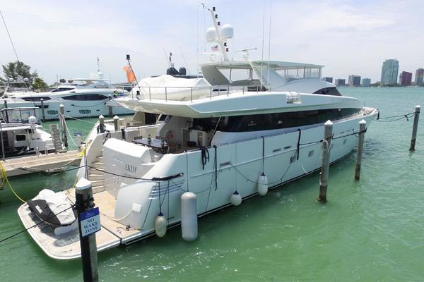2000 Baglietto 105' Trident  | Picture 2 of 92