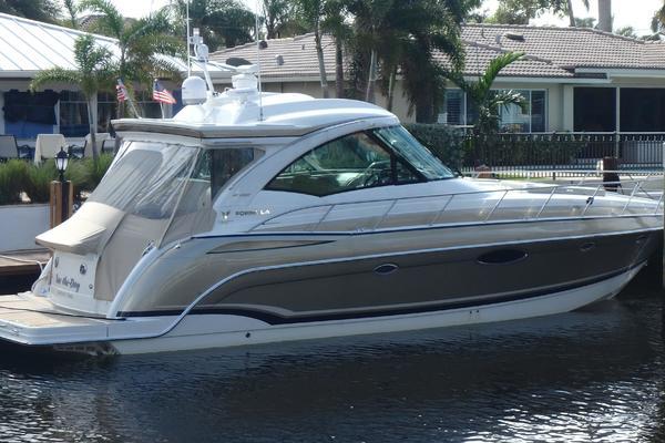 Formula 45 Yacht Rare Glass Aft Enclos