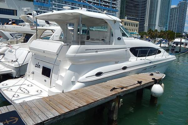 Sea Ray 48' 480 Motor  Yacht 2002
