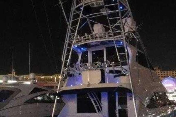 2004Riviera 64 ft 58 Enclosed Flybridge   Christina
