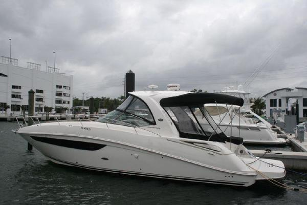 Sea Ray 37' 370 Sundancer 2014