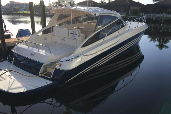 2006Baia 48 ft 48  C12 CAT FULL HARD TOP