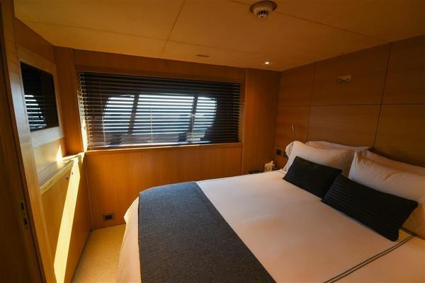 2012 Sunseeker 111' 34 Metre Yacht LunaRossa | Picture 3 of 21