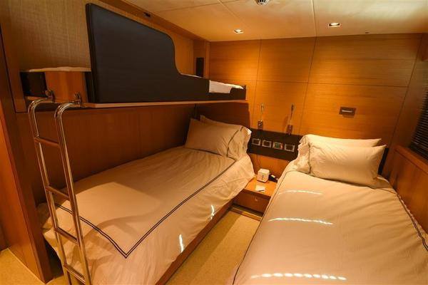 2012 Sunseeker 111' 34 Metre Yacht LunaRossa | Picture 7 of 21