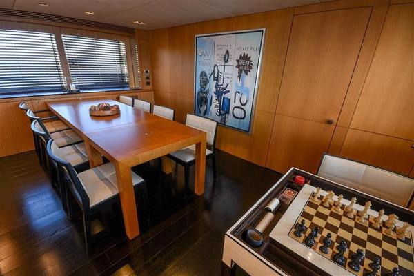 2012 Sunseeker 111' 34 Metre Yacht LunaRossa | Picture 6 of 21