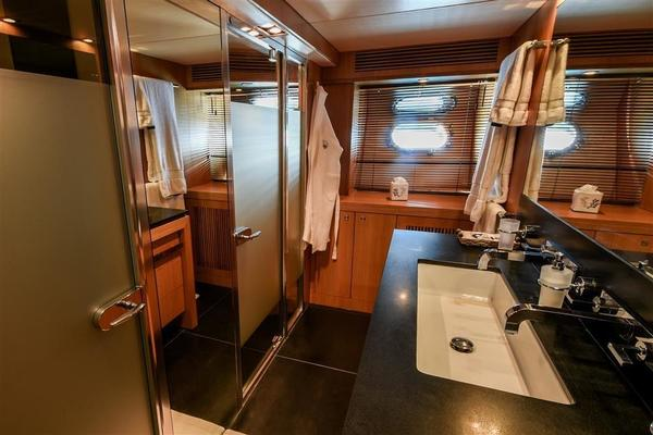 2012 Sunseeker 111' 34 Metre Yacht LunaRossa | Picture 1 of 21