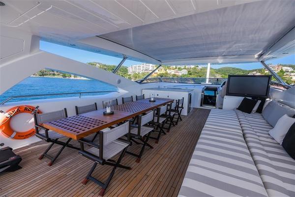 2012 Sunseeker 111' 34 Metre Yacht LunaRossa | Picture 4 of 21