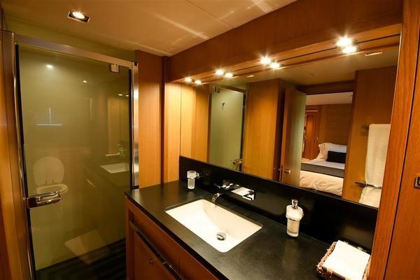 2012 Sunseeker 111' 34 Metre Yacht LunaRossa | Picture 5 of 21