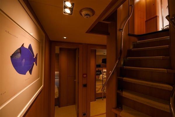 2012 Sunseeker 111' 34 Metre Yacht LunaRossa | Picture 2 of 21