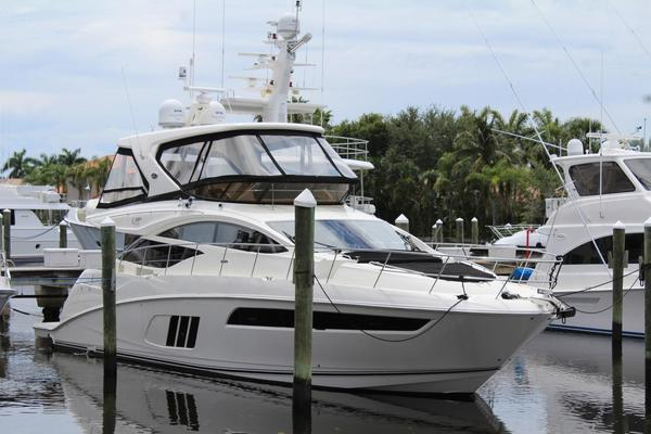 59' Sea Ray L590 Fly 2016 | FORE NO MORE