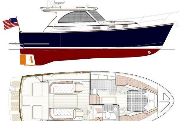 Picture Of: 32' Legacy Yachts Legacy 32 Express 2008 Yacht For Sale | 4 of 68