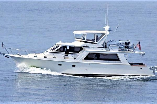 54' Offshore Yachts Pilothouse 2007 | Artemis