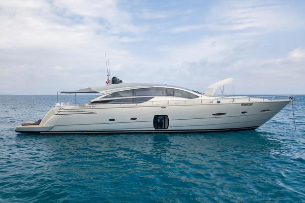 80' Pershing PERSHING 2008 | For Ever