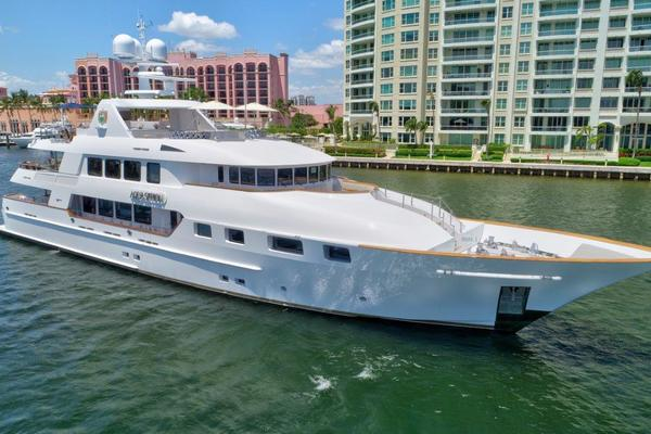 photo of 142' Trinity Yachts Tri-Deck MY 2010