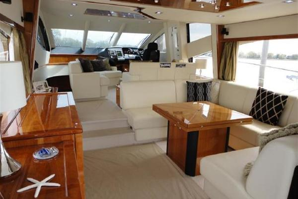 Picture Of: 60' Sunseeker Manhattan 60 2011 Yacht For Sale | 3 of 23
