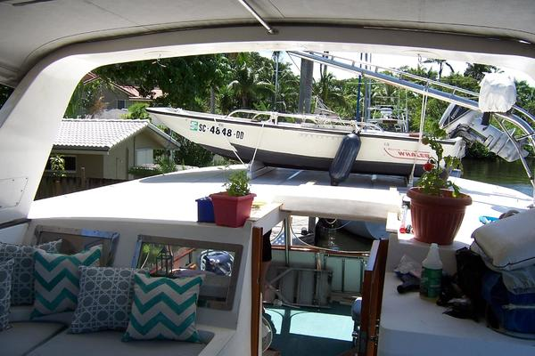 1989 CHB 48' Seamaster Sundeck Com Monday | Picture 4 of 69