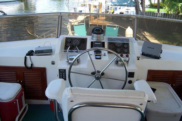 1989 CHB 48' Seamaster Sundeck Com Monday | Picture 1 of 69