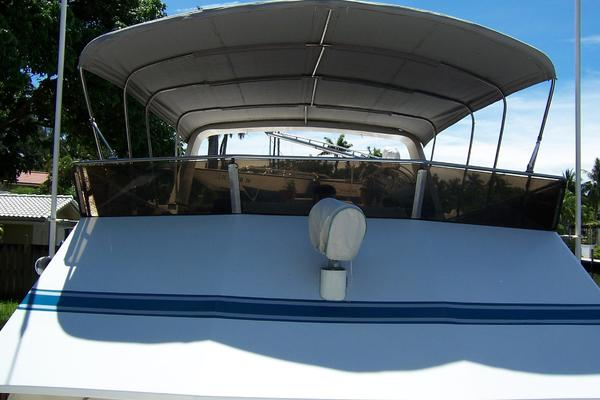 1989 CHB 48' Seamaster Sundeck Com Monday | Picture 6 of 69