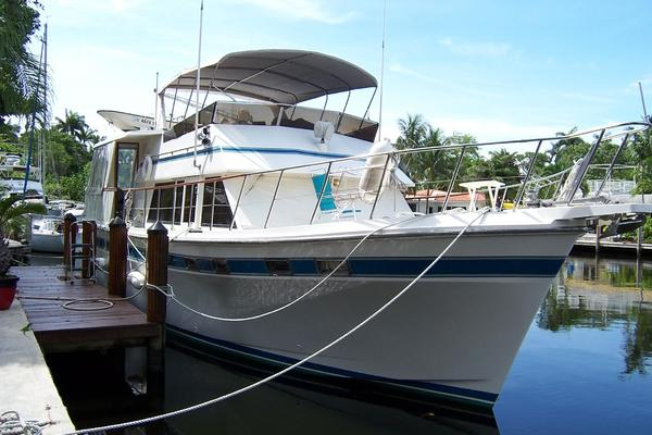 1989 CHB 48' Seamaster Sundeck Com Monday | Picture 3 of 69