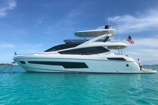 Sunseeker 75' 75 Yacht 2018