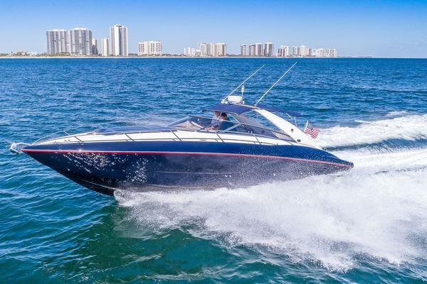 Sunseeker 43' Superhawk 43 2009