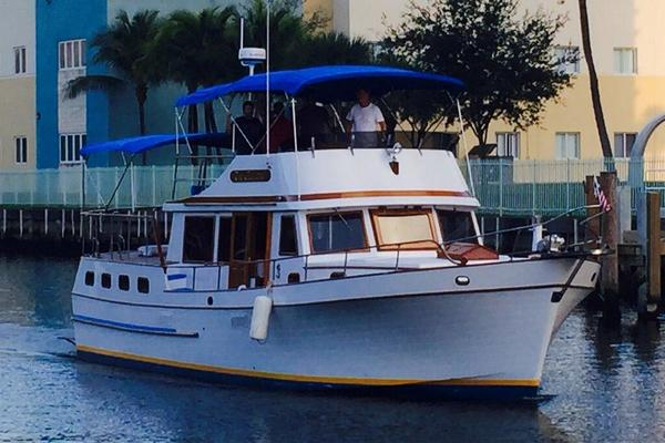 43' Marine Trader 43 Sundeck Trawler 1984 | The Giuliana