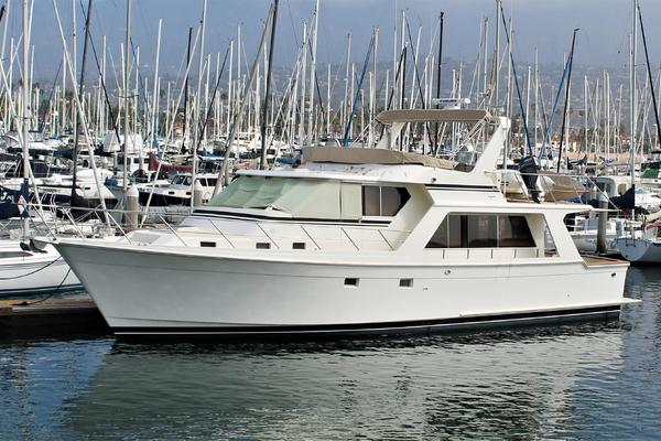 Offshore Yachts 52' Pilothouse 2002