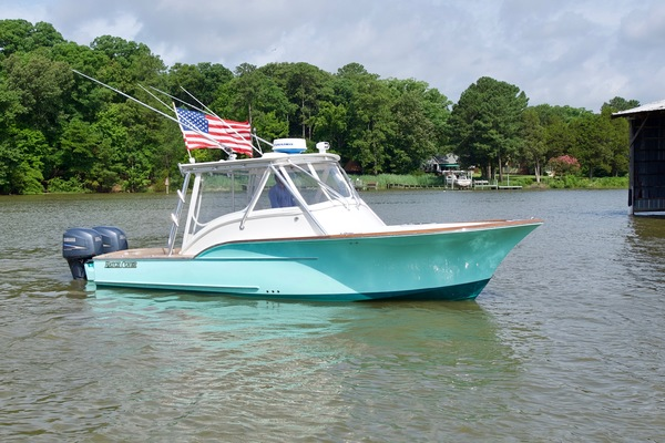 2006Calyber 29 ft 29 Express   Hatch Cover