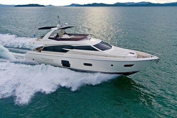 Ferretti Yachts 72' 720 2012