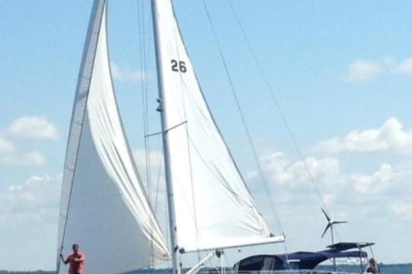 38' Catalina 385 2013 | REST A SHORE