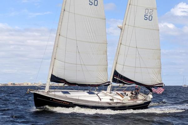 40' Freedom 40 Cat Ketch 1980 | Dessert First