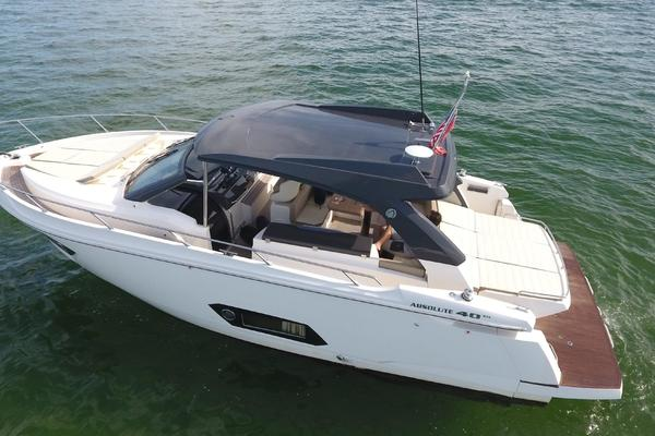 Picture Of: 40' Absolute 40 STL 2016 Yacht For Sale | 1 of 58